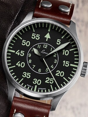 Review of German watches Laco Aachen